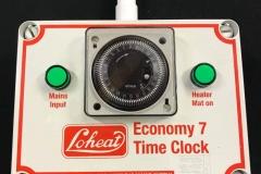 Economy 7 Timeclock
