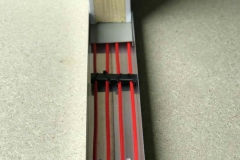 Partition Heater