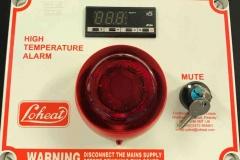 High Temperature Alarm