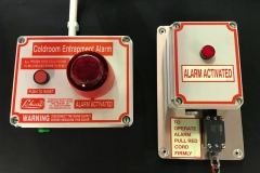 Entrapment Alarm - Pull Switch